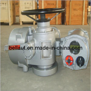 Electric Rotary Actuator for Valve