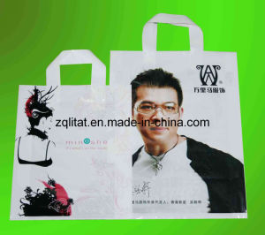 Die Cut Handle Bag for Both Sides Printing (MD-DH-009) pictures & photos