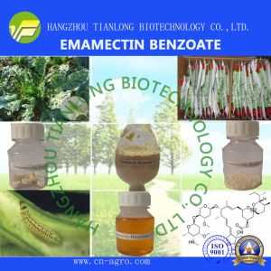 Emamectin Benzoate (70%TC, 80%TC, 1.9%EC, 2.15%EC, 5%EC, 5%WSG) pictures & photos