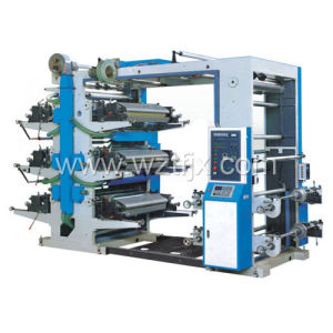 Six-Colour Flexographic Printing Machine (TF-61000)