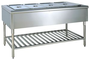 Fast Food Warmer Trolley (WM-1900) pictures & photos