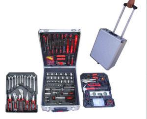 187PCS Hand Tools Set in The Aluminium Case (LB-249)