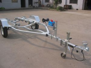 2017 Good Quality Tandem Axle Boat Trailer pictures & photos