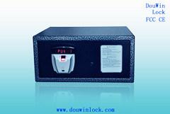 Fingerprint Unlock Money Safe Lock Box pictures & photos