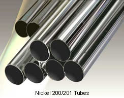 Nickel & High Nickel Alloys
