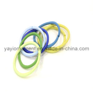High Quality Round Elastic Hair Loop (YY-01-020)