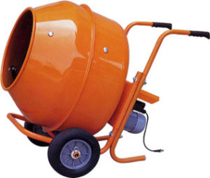 Horizontal Portable Concrete Mixer (PCM8)