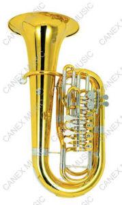 F Key Tuba Rotary Model (TU-600L) pictures & photos
