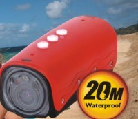 1080p, Waterproof, Sport HD Camera / DV for Climber