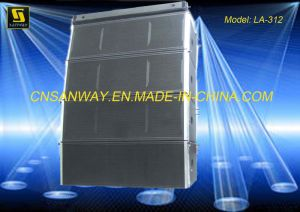 La-312 Line Array Speaker System, Power Amplifier Line Array System (Sanway LA-312) pictures & photos