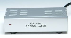 Audio Video RF Modulator WS-007
