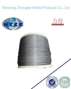 Ungalvanzied Steel Wire Rope 35*7 pictures & photos