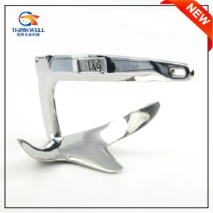 Stainless Steel 304/316 Marine Hardware Anchor Bruce Anchor pictures & photos