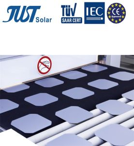 Super Quality 125*125mm Mono Solar Wafer with Factory Price pictures & photos