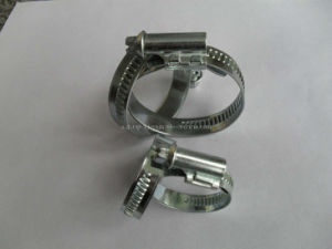 12mm Band German Type Hose Clamp pictures & photos
