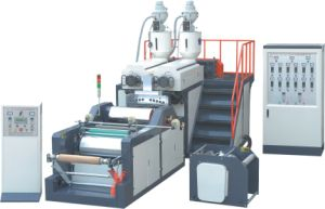 Single/Double Layer Stretch Film Machine (DF-55/65) pictures & photos