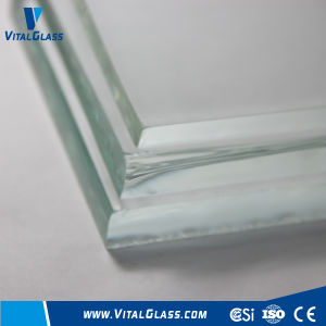 Super Clear Float Glass for Building Glass with CE&ISO9001 pictures & photos