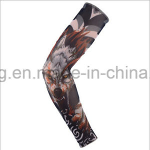 New Fashion Cool UV-Resistant Cycling Nylon Tattoo Arm Sleeves pictures & photos