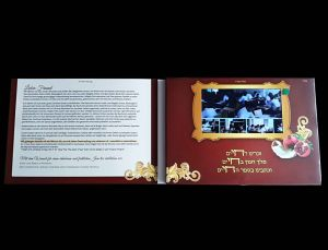 Custom Printing LCD Screen Video Brochure pictures & photos