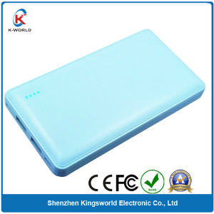 1000mAh Leather Thin Power Bank