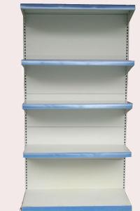 Square-Tube Back-Webbing Shelf/Supermarket Rack (008)