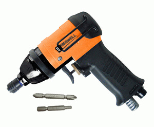 Professional Twin Hammer Mechanism Pneumatic Screwdriver pictures & photos
