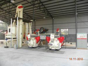 Sawdust Pellet Line (HKJ-40) pictures & photos