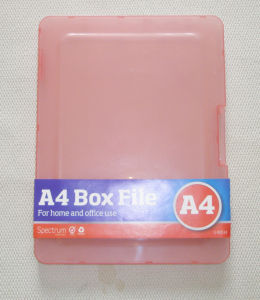 Plastic File Folder (WLD43) pictures & photos