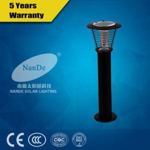 IP65 Factory Price Solar Mosquito Killer Light for Farm pictures & photos