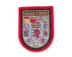 A04 Woven Badges pictures & photos