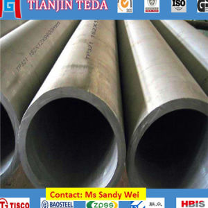 321 Seamless Stainless Steel Pipe pictures & photos