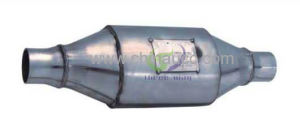 Catalytic Converter (TWCat017) - Ceramic Catalyst - Universal Fit pictures & photos