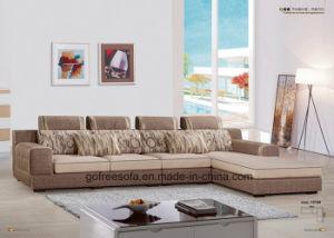 Morden L Shape Fabric Sofa