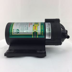The Smallest Diaphragm RO Booster Pump 801 Series 50gpd - for 0psi Inlet Pressure pictures & photos