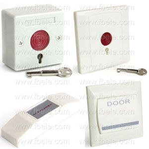 Piezo Alarm Emergency Button Sirenfbps4558 pictures & photos