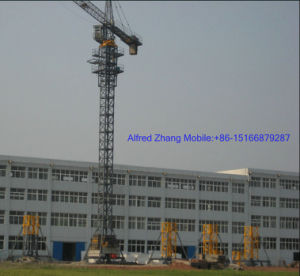 Mobile Tower Crane (5013, 6010, 6015) pictures & photos
