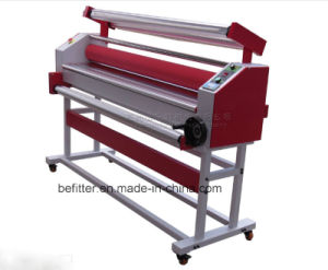 Bft1600-Lh 1.6m 63′ Full - Auto Wide Format Roll Heat Assisted Cold Laminator with Stand pictures & photos
