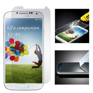 2014 New Tempered Glass Screen Film Protector with 100% Real Galss