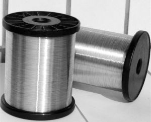 Hot Dipped Galvanized Wire in Spool for Production of Cleaning Scourer Ball pictures & photos
