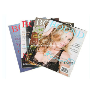 Custom Magazine Printing Companies (OEM-MG003) pictures & photos