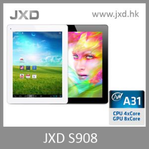 "JXD S908, Quad Core CPU, 9.7"" Retina Screen Tablet PC"