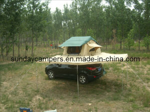 Camping Car Roof Tent with Fox Wning Awning pictures & photos
