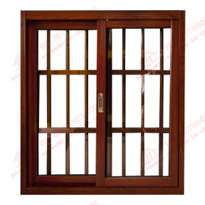 Economy Aluminum Slding Window with Built-in Protector (BHA-SW13) pictures & photos