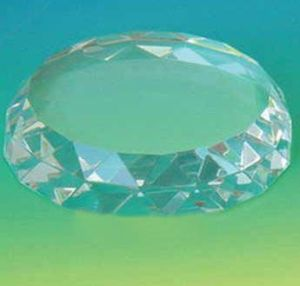 Crystal Paper Weight (PW010)