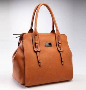 Ladies Brown Handbag pictures & photos