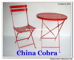 Metal Bistro Sets (CC98675)