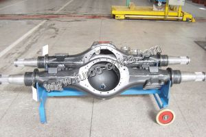 Truck Parts-Axle Housing