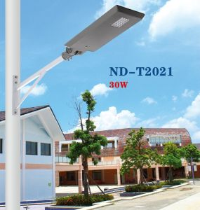 30W Powerful Energy All in One Solar Street Light pictures & photos