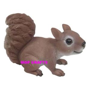 Polyresin Animal of Resin Squirrel Garden Decoration pictures & photos