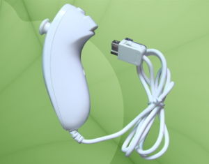 Nunchuck for Wii (Game Accessories)